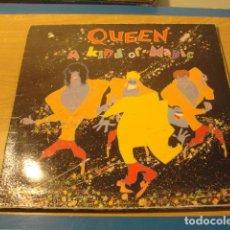 Discos de vinilo: LOTE LP QUEEN A KIND OF MAGIC SELLO EMI 1986.....SALIDA 1 EURO . Lote 98370515