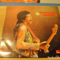 Discos de vinilo: LOTE LP JIMI HENDRIX ISLE OF WIGHT SELLO POLYDOR 1971.....SALIDA 1 EURO. Lote 98370703