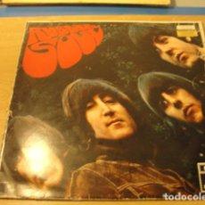 Discos de vinilo: LOTE LP THE BEATLES RUBBER SOUL SELLO ODEON 1966 .....SALIDA 1 EURO. Lote 98370855