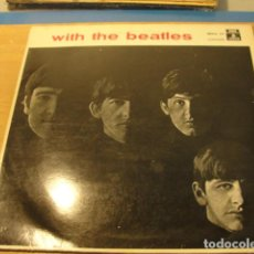 Discos de vinilo: LOTE LP THE BEATLES WITH THE BEATLES SELLO ODEON 1964.....SALIDA 1 EURO. Lote 98370943