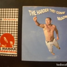 Discos de vinilo: MADNESS- THE HARDER THEY COME. Lote 98372219