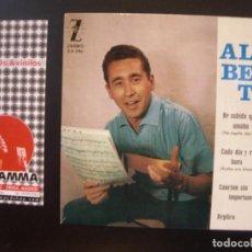 Discos de vinilo: ALBERTO- HE SABIDO QUE TE AMABA. Lote 98373519