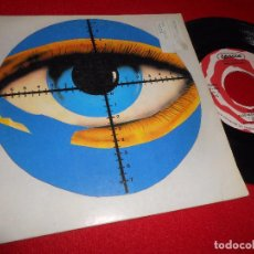 Discos de vinilo: CLOSED ALGO PASA/ALGO PASA (VERSION RADIO) 7'' 1993 EPOCCA PROMO SPAIN ITALO DISCO. Lote 98375727