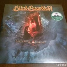 Discos de vinilo: BLIND GUARDIAN - 2 LP - BEYOND THE RED MIRROR - VINILO VERDE - 100 COPIAS - PRECINTADO. Lote 98378579