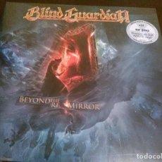 Discos de vinilo: BLIND GUARDIAN - 2 LP - BEYOND THE RED MIRROR - VINILO BLANCO - 100 COPIAS - PRECINTADO. Lote 98378907