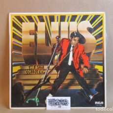 Discos de vinilo: ELVIS PRESLEY-THE SUN COLLECTION-LP-1976-SPAIN- VG/VG+. Lote 98379247