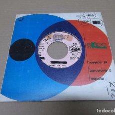 Discos de vinilo: MICKEY MURRAY (SN) FLAT FOOT SAM AÑO 1969 - PROMOCIONAL. Lote 98395419
