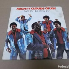 Discos de vinilo: MIGHTY CLOUDS OF JOY (SN) MIGHTY HIGH AÑO 1976. Lote 98395663
