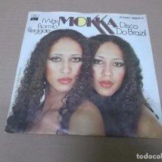 Discos de vinilo: MOKKA (SN) I WAS BORN TO REGGAE AÑO 1978. Lote 98396723