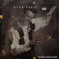 Discos de vinilo: RYAN PARIS - DOLCE VITA 12 MAXI SINGLE 45 DE VINILO DE 1990 CON 4 REMEZCLAS HOUSE. Lote 98398939