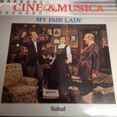 Discos de vinilo: COLECCIÓN CINE Y MÚSICA 9. MY FAIR LADY. Lote 98409071