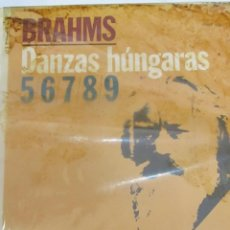 Discos de vinilo: BRAHMS - DANZAS HUNGARAS 5, 6, 7, 8, 9.. Lote 98409675