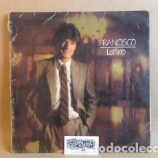 Discos de vinilo: FRANCISCO-LATINO- LP- 1981- SPAIN- N/VG+. Lote 98410147