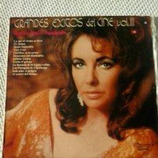 Discos de vinilo: ORQUESTA DIMITRI PAPADOPOULOS - GRANDES EXITOS DEL CINE VOL. III - LP. Lote 98428999
