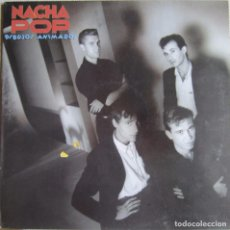 Discos de vinilo: NACHA POP: DIBUJOS ANIMADOS. Lote 98429139