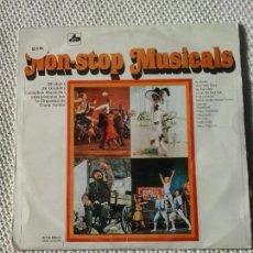 Discos de vinilo: ORQUESTA DE FRANK VALDOR - NON-STOP MUSICALS 1970 LP. Lote 98429243