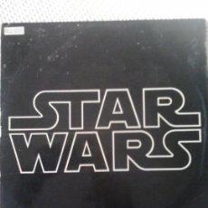 Discos de vinilo: JOHN WILLIAMS, ORQUESTA SINFONICA DE LONDRES - LA GUERRA DE LAS GALAXIAS (STAR WARS) 1977 - LP. Lote 98429507