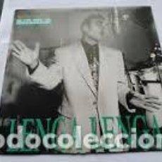 Discos de vinilo: LOS COYOTES DE VICTOR ABUNDANCIA - LENGA LENGA - 7 SINGLE - AÑO 1991. Lote 98436343