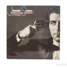 Discos de vinilo: LP. RULETA RUSA. JOAQUÍN SABINA. (VG/VG+). Lote 98438095