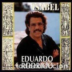 Discos de vinilo: EDUARDO RODRIGO - MULATA - 7 SINGLE - AÑO 1993. Lote 98451051