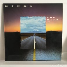 Discos de vinilo: THE KINKS - THE ROAD. Lote 98462823