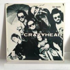 """Discos de vinilo: CRAZY HEAD - BABY TUPERTINE 12"""". Lote 98463310"""