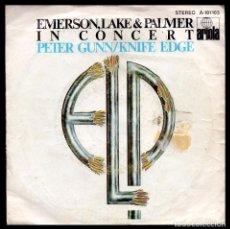 Disques de vinyle: XX EMERSON, LAKE PALMER, EN CONCIERTO.. Lote 98475443