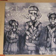 Discos de vinilo: (SIN ABRIR) BETHLEHEM - STÖNKFITZCHEN (EP 12'' - TEP/0001) EDICIÓN LIMITADA 777 COPIAS. Lote 98477015