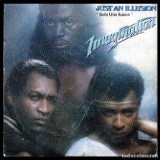 Discos de vinilo: IMAGINATION, JUST AN ILLUSION Y DEMAS.. Lote 98479279
