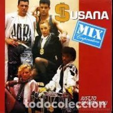 Discos de vinilo: SUSANA MIX CORPORATION - JUST TO BE WITH YOU - 7 SINGLE - . Lote 98494251