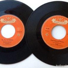 Discos de vinilo: 2 SINGLES SIN FUNDA. VER FOTOS. . ENVIO INCLUIDO EN EL PRECIO.. Lote 98496699