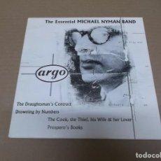 Discos de vinilo: MICHAEL NYMAN BAND (SN) SYNCHRONISING AÑO 1993. Lote 98500915