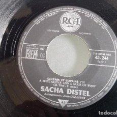Discos de vinilo: VINILO 7'' SACHA DISTEL . Lote 98503775
