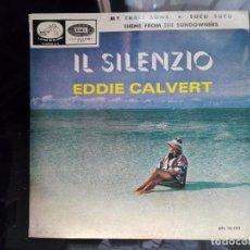 Discos de vinilo: VINILO 7 PULGADAS EDDIE CALVERT . Lote 98505695