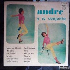 Discos de vinilo: ANDRE Y SU CONJUNTO . Lote 98508499