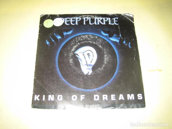 DEEP PURPLE (Música - Discos - Singles Vinilo - Pop - Rock - Extranjero de los 70)