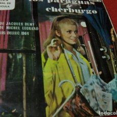 Discos de vinilo: LOS PARAGUAS DE CHERBURGO (PHILIPS, 1964). Lote 98542763