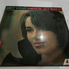 Discos de vinilo: THE MODERN JAZZ QUARTET- LP LONELY WOMAN- BELTER 1966 GRABACION ORIGINAL ATLANTIC 1. Lote 98543783