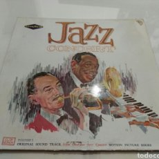 Discos de vinilo: DUKE ELLINGTON & BOBBY HACKETT. JAZZ CONCERT VOL1. LP UK ORIGINAL GOODYEAR. Lote 98546031