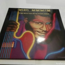Discos de vinilo: CHUCK BERRY- LP HAIL! HAIL! ROCK'N'ROLL- ORIGINAL MOTION PICTURE SOUNDTRACK. Lote 98547131