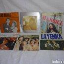 Discos de vinilo: * LOTE 6 DISCO SINGLE O EP, VARIADOS. ZX. Lote 98549859
