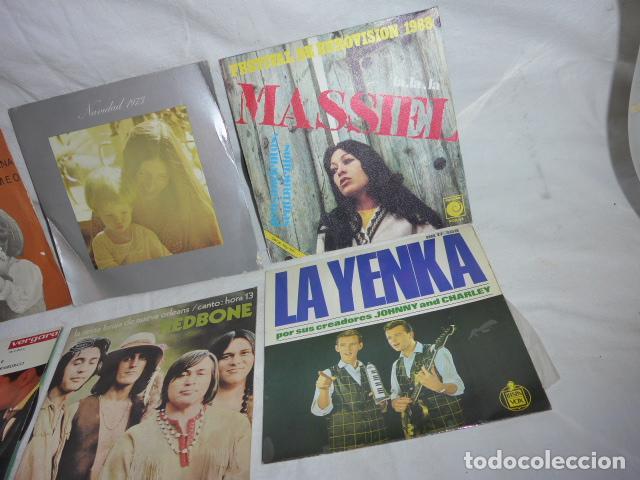 Discos de vinilo: * Lote 6 disco single o EP, variados. ZX - Foto 3 - 98549859