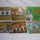 Discos de vinilo: * LOTE 6 DISCO SINGLE O EP, VARIADOS. ZX. Lote 98549923