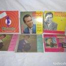 Discos de vinilo: * LOTE 6 DISCO SINGLE O EP, VARIADOS. ZX. Lote 98549983