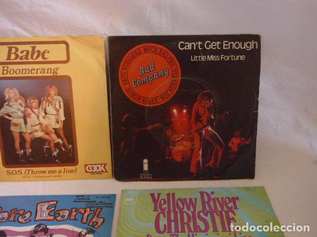 Discos de vinilo: * Lote 6 disco single o EP, variados. ZX - Foto 3 - 98550047