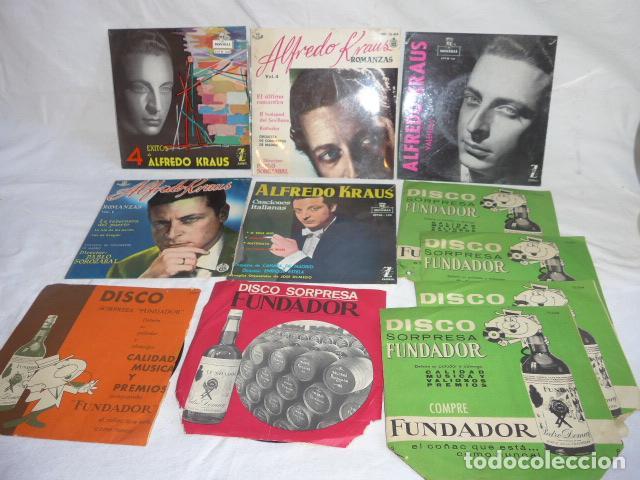 * LOTE 11 DISCO SINGLE O EP, VARIADOS. ZX (Música - Discos de Vinilo - EPs - Grupos Españoles 50 y 60)