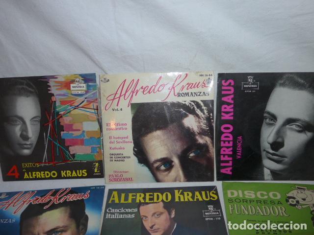 Discos de vinilo: * Lote 11 disco single o EP, variados. ZX - Foto 2 - 98550123