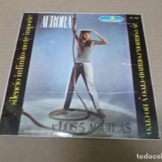 Discos de vinilo: AURORA Y LOS 5 AGUILAS (EP) AY CORAZON, CORAZON AÑO 1966. Lote 98576635