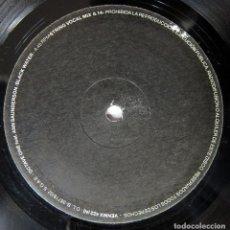 Discos de vinilo: OCTAVE ONE FEATURING ANN SAUNDERSON - BLACK WATER - 2002 - HOUSE. Lote 98582579