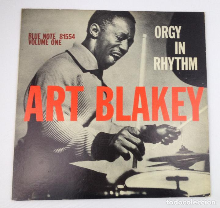 konst Blakey orgie i rytm